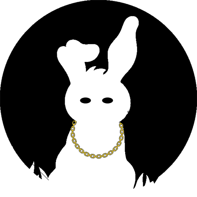 Gold Bunny Store Logo