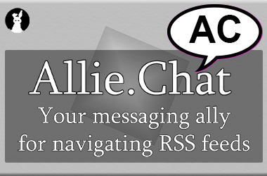 Allie.Chat Logo